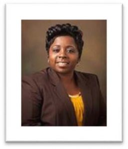 Pictured, Councilmember Tiffany Gibbs-Pitts